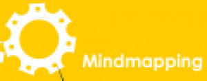 Logo van de website rond Mindmapping