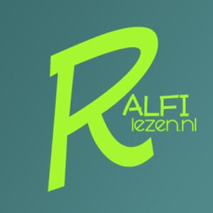 Logo RALFI-lezen