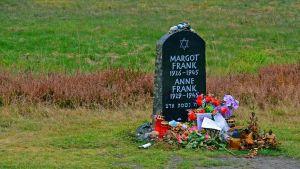 graf van Anne Frank