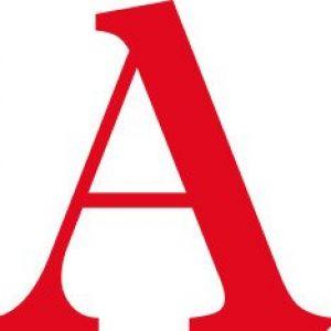 logo Aduis: letter A