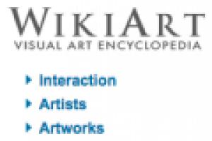 WikiArt - logo