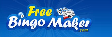 Zeer Free Bingo Maker : Bingospel maken - Website - KlasCement &MX89
