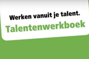 titel: werken vanuit je talent, talentenwerkboek