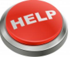 Drukknop help
