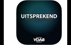 logo van de app Uitsprekend