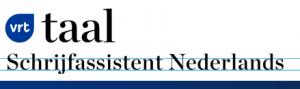 logo VRT schrijfassistent