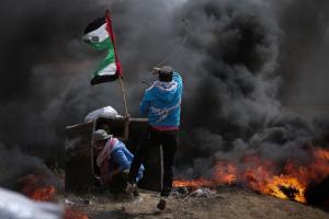 geweld aan de Gazastrook