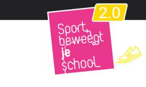 Logo van Sport beweegt je school