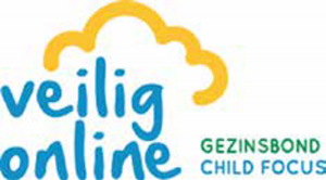 logo securely online and mention family union and child focus