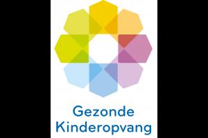 logo van Gezonde kinderopvang