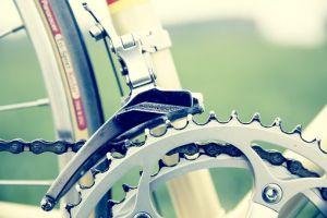 tandwiel van een fiets