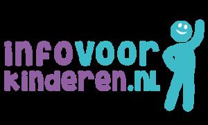 Logo van info voor kinderen