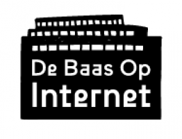 Logo website De Baas Op Internet