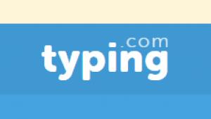 logo typing