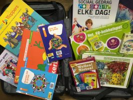 content Well-being at School Suitcase