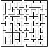 Create your own maze - Website - KlasCement