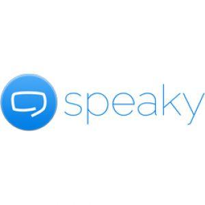 logo Speaky