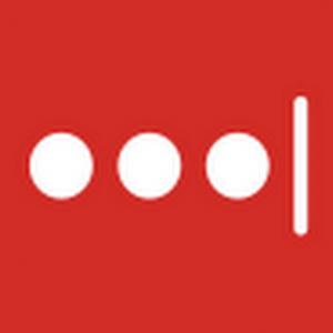 Het logo van LastPass