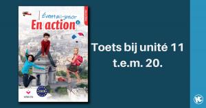 Cover van het boek En Action 5