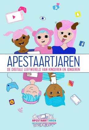 De cover van het leermiddel.