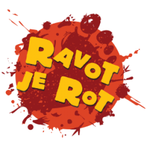 Logo of ravot you rot