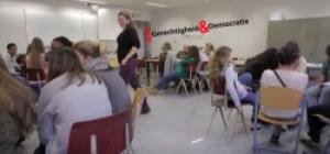 klas met leerlingen