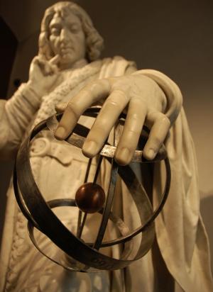 beeld van Copernicus