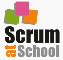 logo of the scrum at school campaign