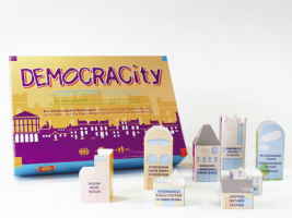 image of the game DEMOCRACity