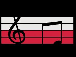 een deel van een melodie