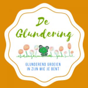 Logo De Glundering - Positieve woordenschat kan/mag ook aangeleerd worden.