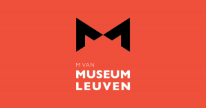 logo van museum Leuven