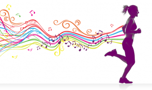 Lopen muziek
