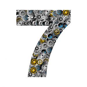 getal zeven