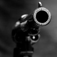 loop van een pistool