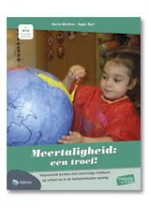 Cover boek 'Meertaligheid een troef'