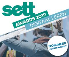Banner SETT Award Digital Learning