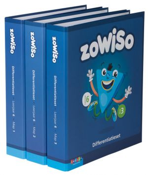 differentiatieset zoWISo