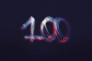 getal 100