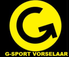 g-sport vorselaar logo
