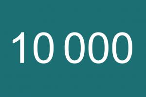 getal 10000