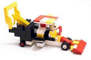 Lego Bulldozer