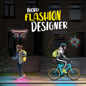 fluorescent clothing and accessories