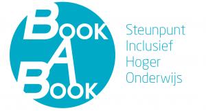 the book-a-book logo