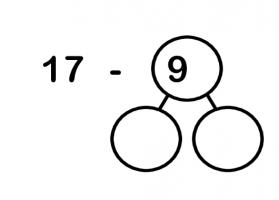 oefening 17-9 met splitsballonnen