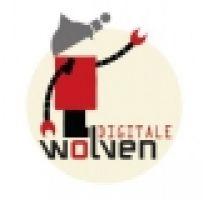 logo digital wolves