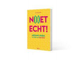 cover boek n(i)et echt!