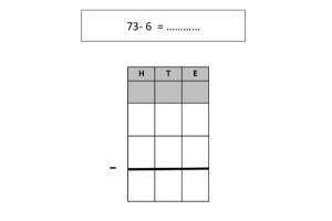 voorbeeld van cijferoefening