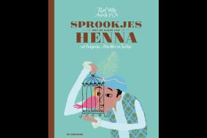kaft van het boek 'sprookjes met de kleur van henna'