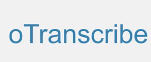 logo oTranscribe